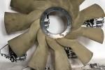 Вискомуфта (термомуфта) вентилятора 11 лопастей Scania 1520308