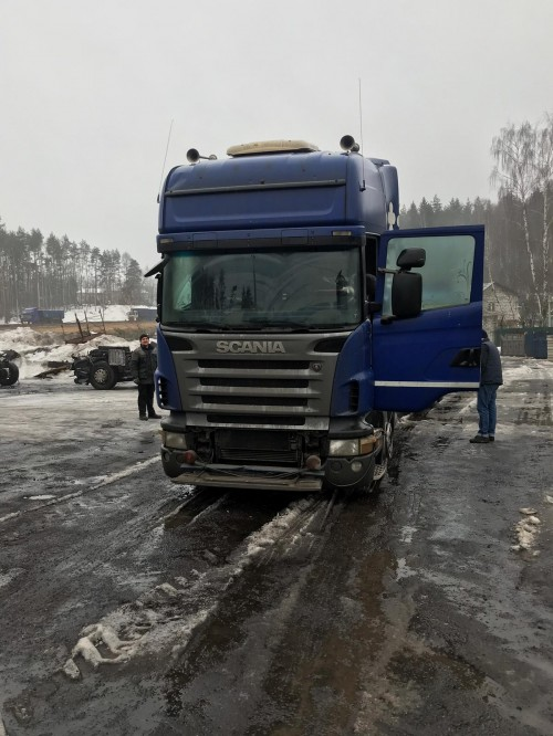 Scania R LA4x2MEB