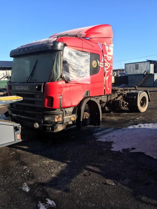 Scania P 114 GA6x4NZ 380